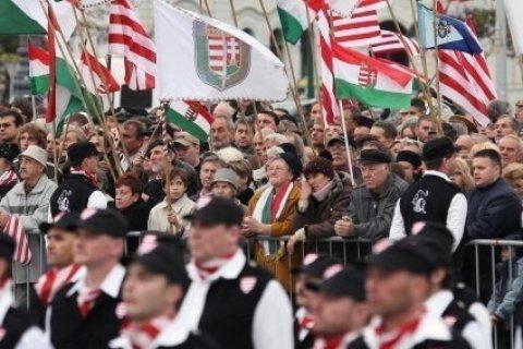 Maďarsko – pod zástavou fašizmu