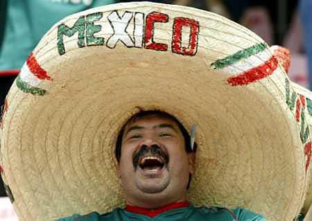 Mexiko porobeno impériem