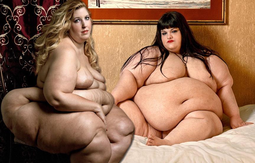 tlusté ženy rozlobení muži
