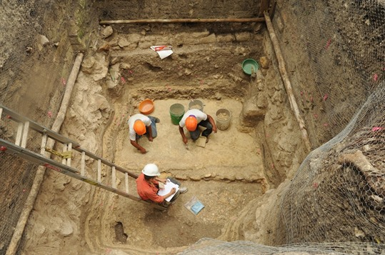 Ako archeológovia používajú rádiokarbónová datovania