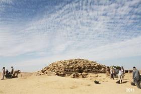 Egyptské pyramidy datování